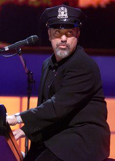Billy Joel, Concert For New York City, September, 2001