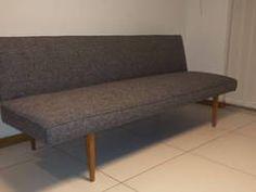 Mała sofa, kanapa, wersalka PRL, vintage, retro