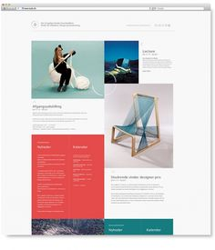 The Royal Danish Academy of Fine Arts - ADC on the Behance Network