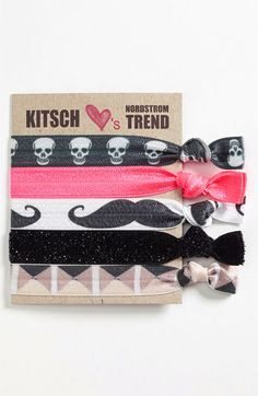 Kitsch Hair Ties (5-Pack) available at Nordstrom