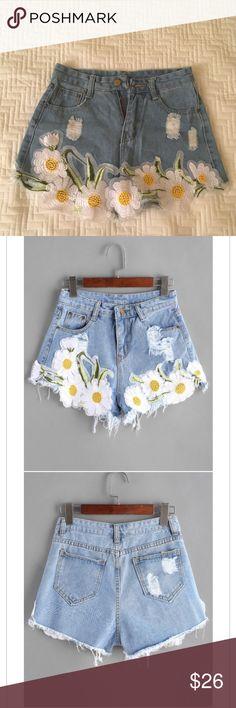 Jeans shorts Beautiful jeans short shein Shorts Jean Shorts