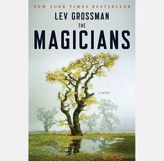 10 Wickedly Great Books About Witches   <em>The Magicians,</em> Lev Grossman   EW.com