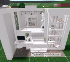 Tiny House Bedroom, Bedroom House Plans, Room Ideas Bedroom, House Rooms, Tiny House Layout, House Layout Plans, House Layouts, Simple Bedroom Design, Unique House Design