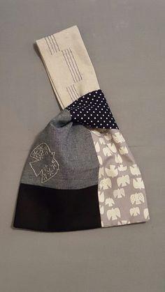 Bird knot bag