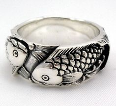 Pisces ring!