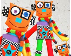 Best Friends Dolls  PDF Doll Pattern by TheRedBootQuiltCo on Etsy