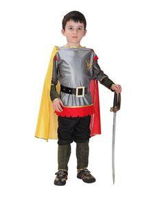 Fashion Children Roman Warrior King Costume Performance Costumes