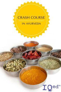 Crash course in Ayurveda
