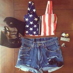 merica - summer fashion