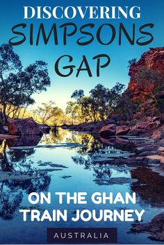 Don't miss Simpsons Gap in Northern Territory, Australia. Put it on your list of places to visit in Northern Territory.
