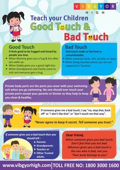 Vibgyor High: Know Good Touch & Bad Touch