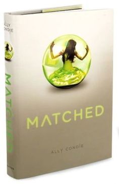 Matched (Matched Trilogy Series #1) This is an amazing book!  Loved the entire thing!