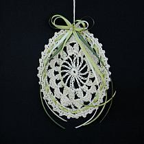 WIELKANOC na Stylowi.pl Easter Crochet, Fabric Yarn, Doilies, Diy And Crafts, Crochet Earrings, Decoupage, Knitting, Jewelry, Decor