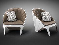 Novikov Designs Strabo Chair furniture family original concept and colour scheme