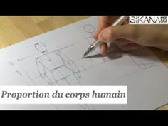 SIKANA TV_Comment dessiner un corps humain ? - HD - YouTube