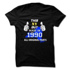 This New York Guy Made in... #Aged #Tshirt #year