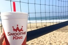 12 Things To Do Before Summer Ends : Go to our Facebook page where we're giving you the chance to win free smoothies, swag and the chance to meet professional beach volleyball players, including Emily Day, in Miami, Florida! (ends Aug. 28, 2016)