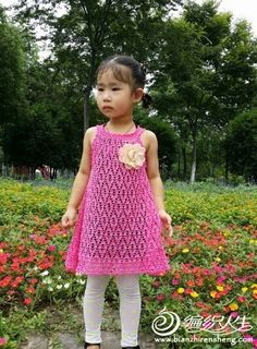 Croche pro Bebe: Vestidinhos