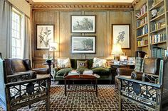Lime Washed Look - Tom Sheerer Interiors