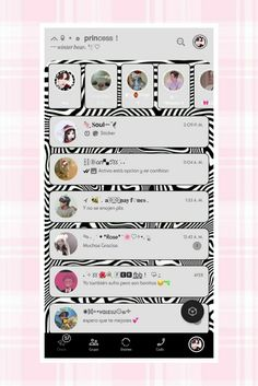 Aesthetic Themes, Pink Aesthetic, Whatsapp Theme, Bios, Whatsapp Plus, Phone Organization, Taekook, Homescreen, Kawaii Anime