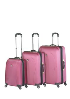 how to store heys luggage set