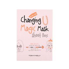 TONYMOLY Changing U Mask Box / Box of 7