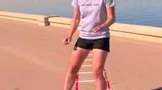 Agility Ladder Drills for Tennis Players, Austin, Texas