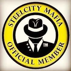 Are you an official member of the SteelCity Mafia?? If not go to www.steelcitymafia.com and JOIN THE FAMILY! #Pittsburgh #Steelers #SteelCityMafia #SCM4LIFE #SNUProud #SteelerPride #HOSFamily #StillerGang