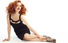 Jessica Chastain Gorgeous :)