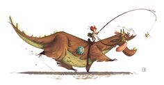Dragon Rider.