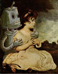 thrift store painting monsters - Google Search