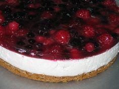 Prajitura cu foi de napolitana | Retetele Tale Lemon Cheesecake Recipes, No Bake Cheesecake, My Daughter Birthday, Eat Cake, Stevia, Biscuit, Delicious Desserts, Raspberry, Pudding