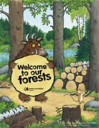 The Gruffalo comes home to the deep dark wood to celebrate the 15th anniversary of the ever-green tale (England)