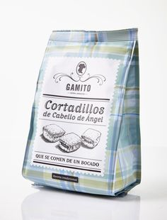Packaging #consumer #bag #label