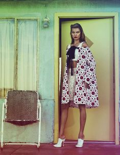 Seedy Motel Editorials : Andrew Yee's Latest Editorial is Reminiscent of The Bates Motel