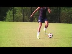 Tobin Heath Ball Skill