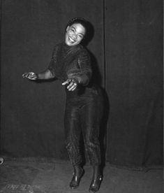 Songstress LaVern Baker