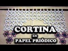 Reciclando tubos de papel higienico .Recycled toilet paper tubes - YouTube