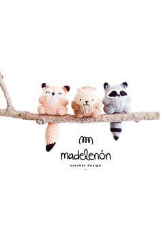 Madelenón crochet pattern - Etsy shop