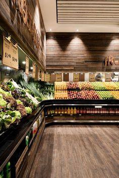 Natural Fresh Grocer - Mima Design - Creating Branded Retail   Hospitality Environments