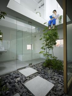 Moriyama House by Suppose