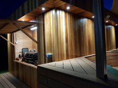 Southgate Timber is a supplier of Hardwood decking, cedar cladding, oak mouldings, owatrol treatment & many more. Western Red Cedar Cladding, Timber Companies, Hardwood Decking, Bbq Area, Lob, Construction, Yellow, Building, Home Decor