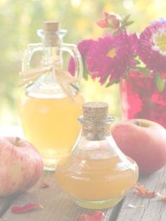 Apple cider vinegar has been reported to alleviate many of the symptoms experienced by those living with fibromyalgia.