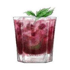 #172331 - Cherry Mojitos