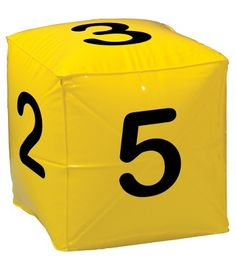 #CDWishList - Number Cubes Manipulative - Carson Dellosa Publishing Education Supplies