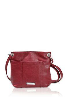 rote Handtasche s'oliver