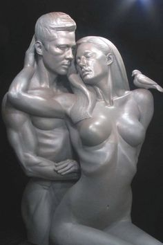Erotic Art: 10 Erotic Galleries and Sculptures - Oddee.com (erotic, erotic art...)