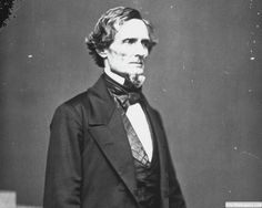 jefferson davis important facts