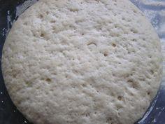 Focaccia - talianska chlebová placka (fotopostup) - recept | Varecha.sk Ciabatta, Bread, Food, Basket, Brot, Essen, Baking, Meals, Breads
