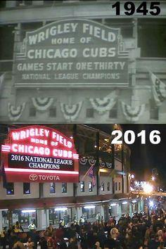 Congratulations Chicago Cubs 10-22-1016 #FlyDaW